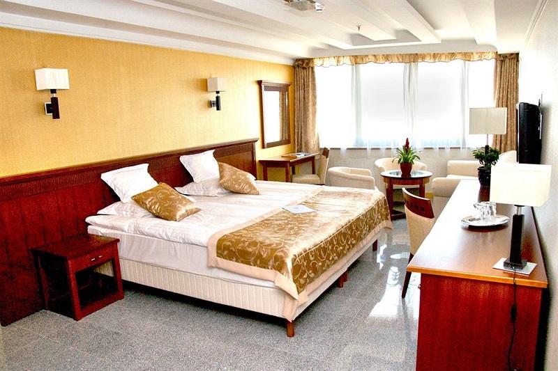 Hotéis bons e baratos em Budapeste