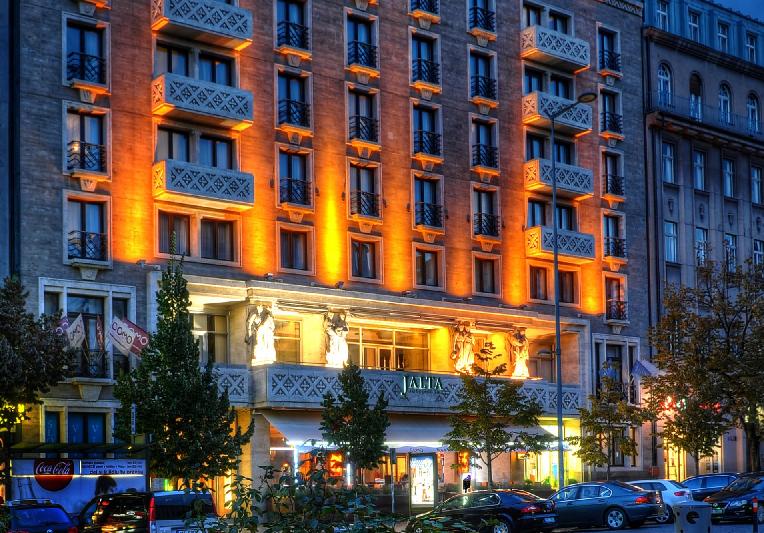 5 Hotéis perto da Praça Venceslau em Praga | República Checa