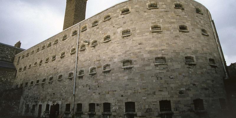 Exterior de Kilmainham Gaol