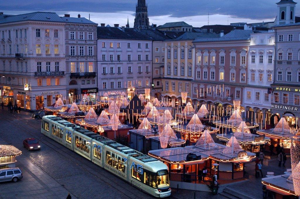 Linz na Áustria