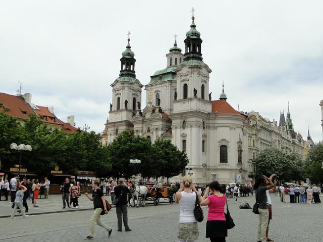 Cidade Velha em Praga | República Checa