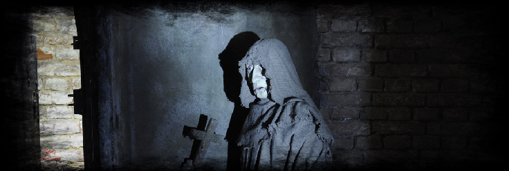 Museu de lendas e fantasmas em Praga