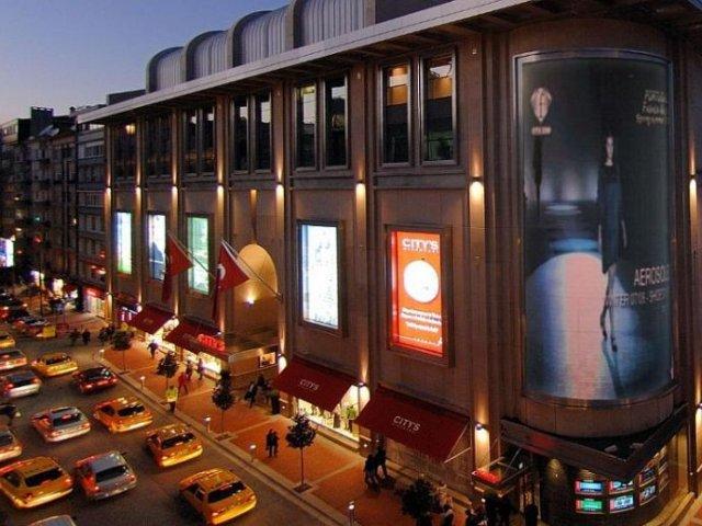 7 shoppings em Istambul   Turquia