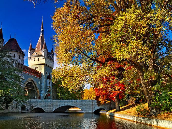 Outono em Budapeste