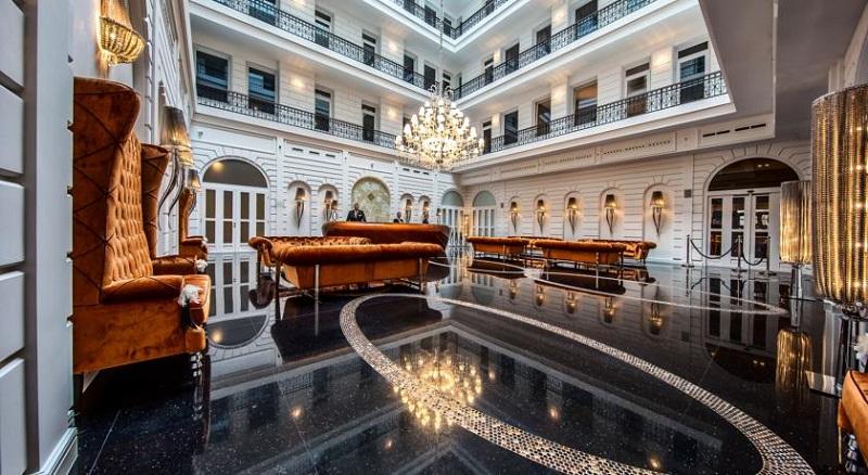 Prestige Hotel Budapeste