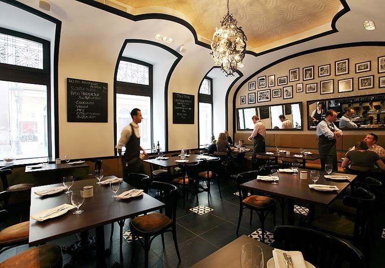 Restaurante Borkonyha em Budapeste