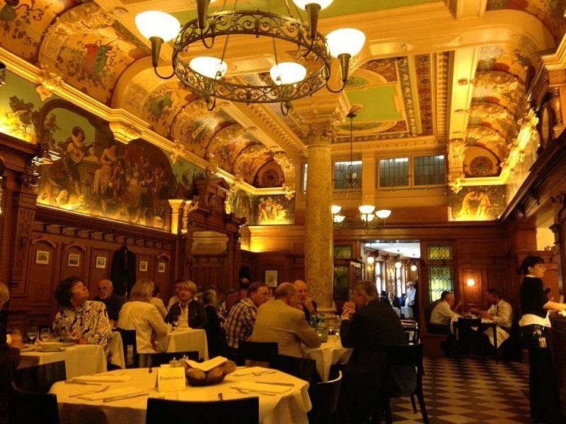 Restaurantes em Zurique na Suíça