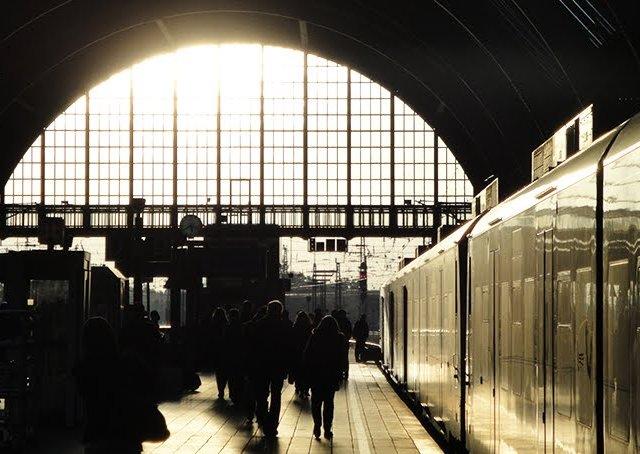 Viajar de trem pela Turquia