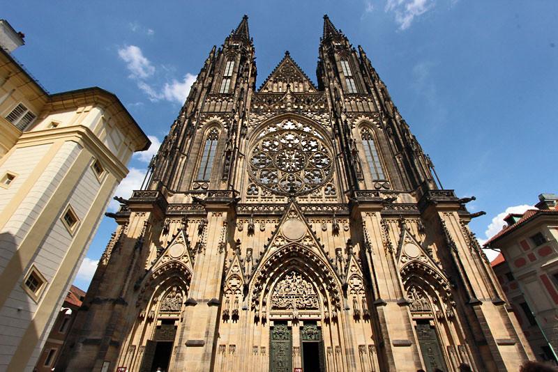 Catedral de São Vitus em Praga
