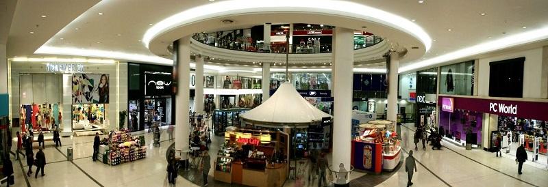 Shopping Jervis em Dublin