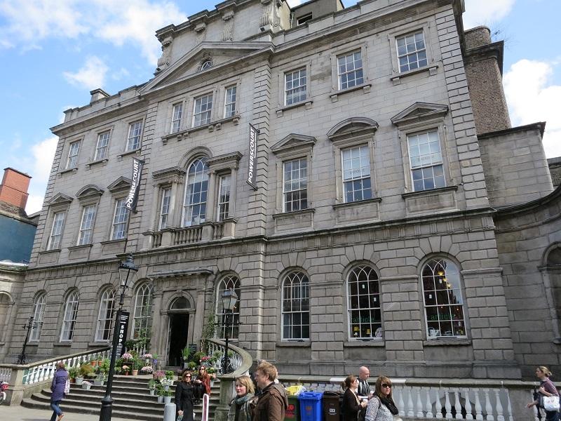 Shopping Powerscourt Townhouse em Dublin