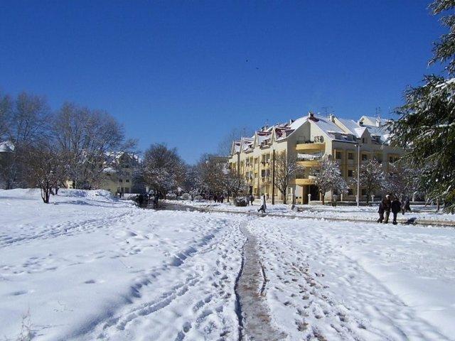 Clima e temperatura na Suíça