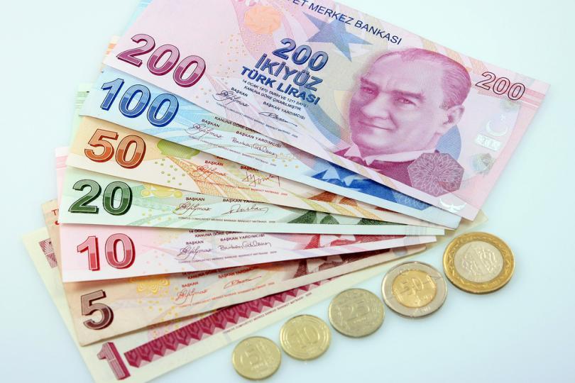 Como levar dinheiro para Turquia