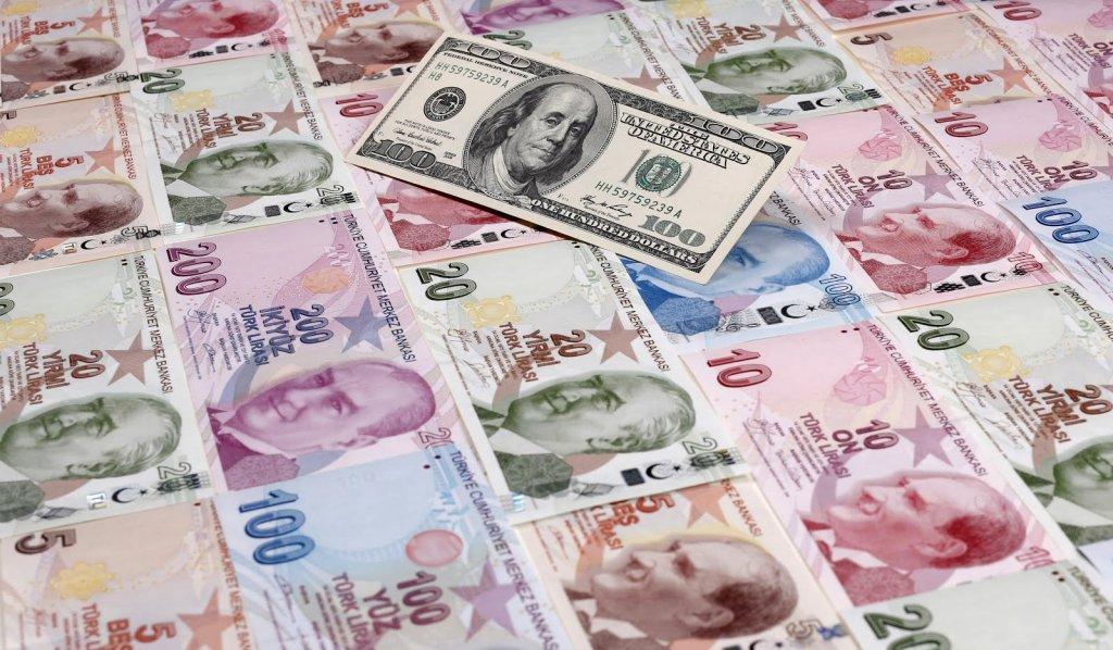 Dólar e Euro na Turquia