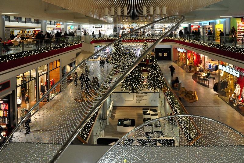 Shopping Glattzentrum em Zurique