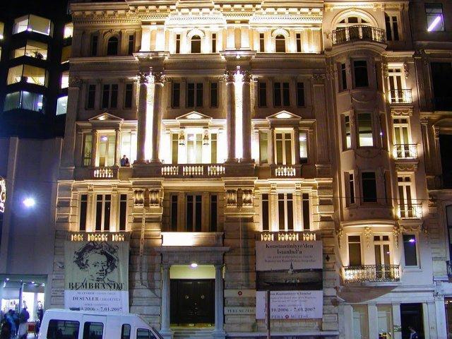 Museu Pera em Istambul | Turquia