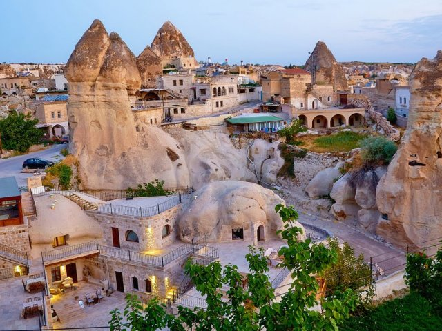 Onde ficar na Capadócia: Melhores regiões   Turquia