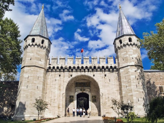 Palácio Topkapi em Istambul | Turquia