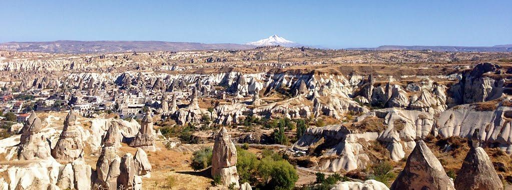 Pontos Turísticos na Capadócia na Turquia