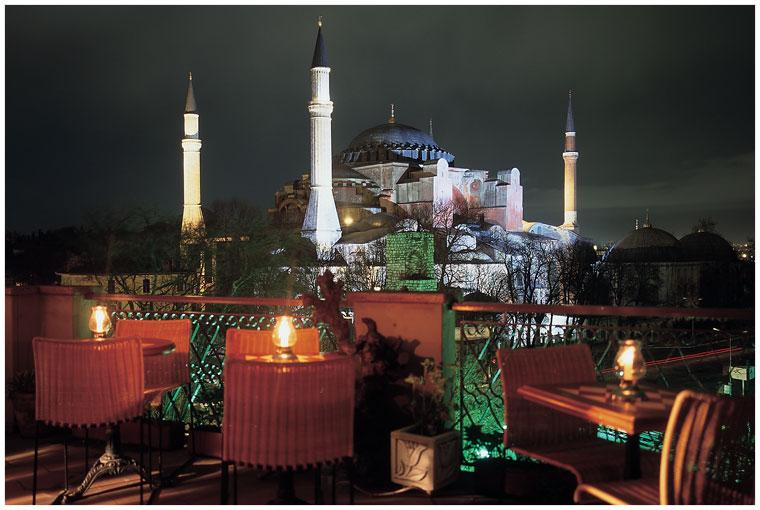 Pub Sultan em Istambul na Turquia