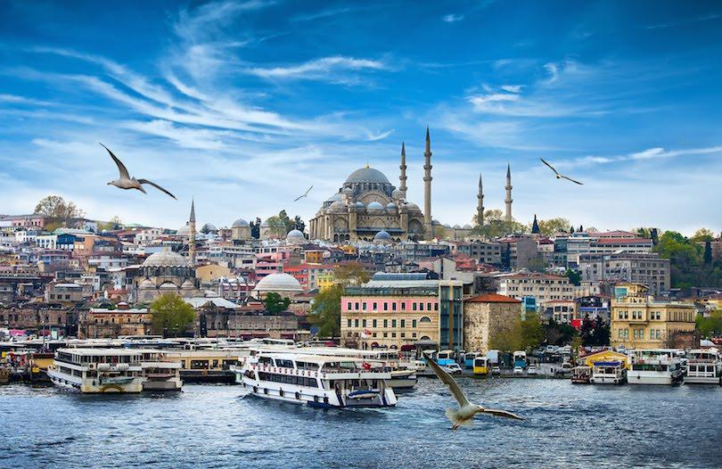 Roteiro de 4 dias em Istambul na Turquia