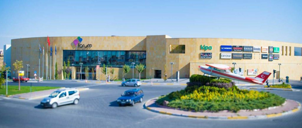Shopping Forum Kapadokya na Capadócia na Turquia