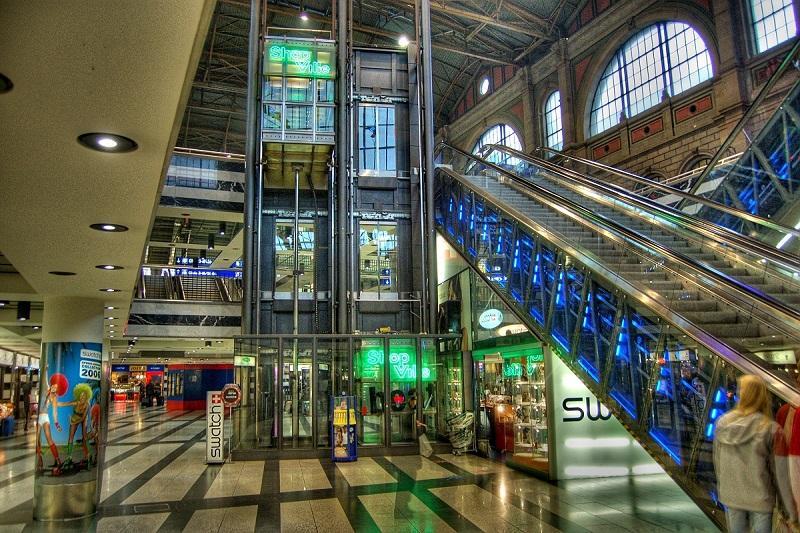 Shopping ShopVille em Zurique