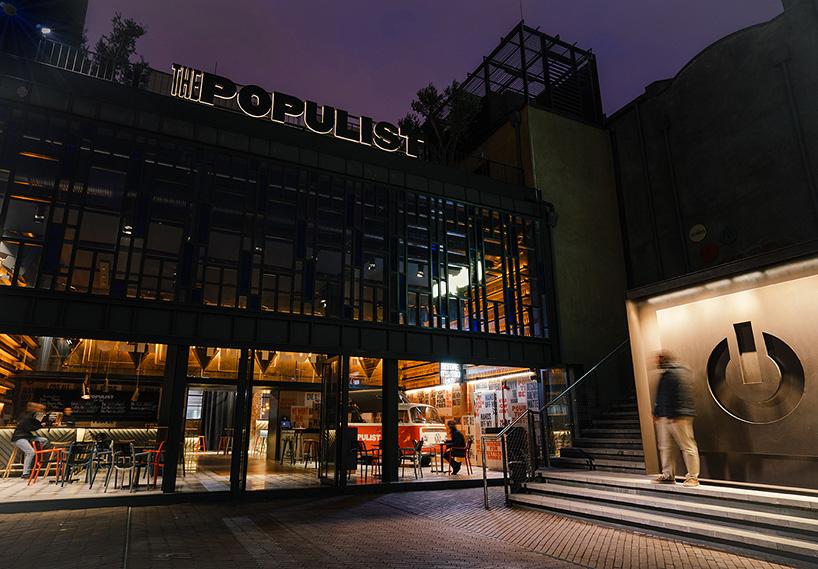 Bar The Populist em Istambul na Turquia