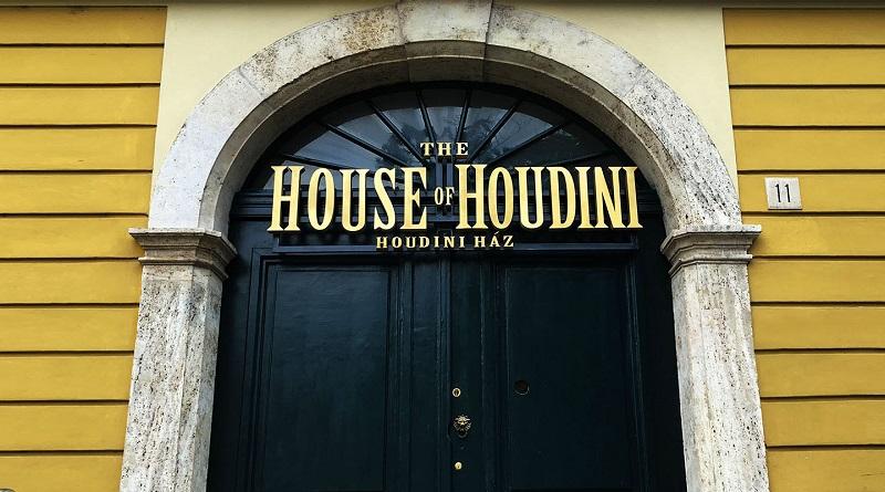 Casa do Houdini em Budapeste