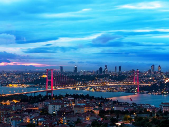 Fuso horário Brasil x Istambul | Turquia