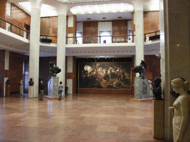 Galeria Nacional Húngara | Hungria