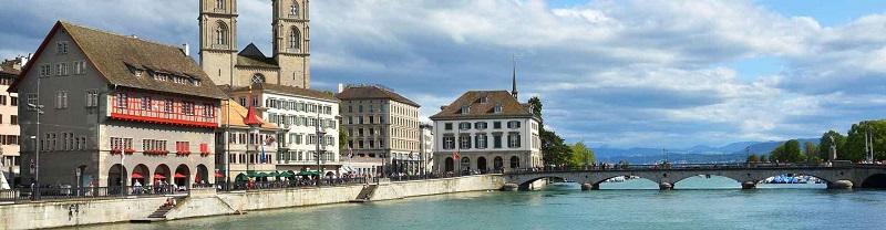 Hostels em Zurique na Suíça