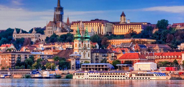 Lua de mel em Budapeste