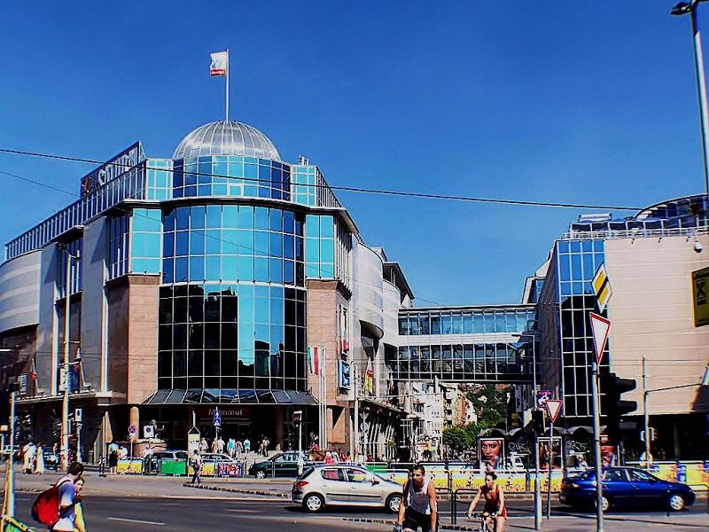 Shopping Mammut em Budapest