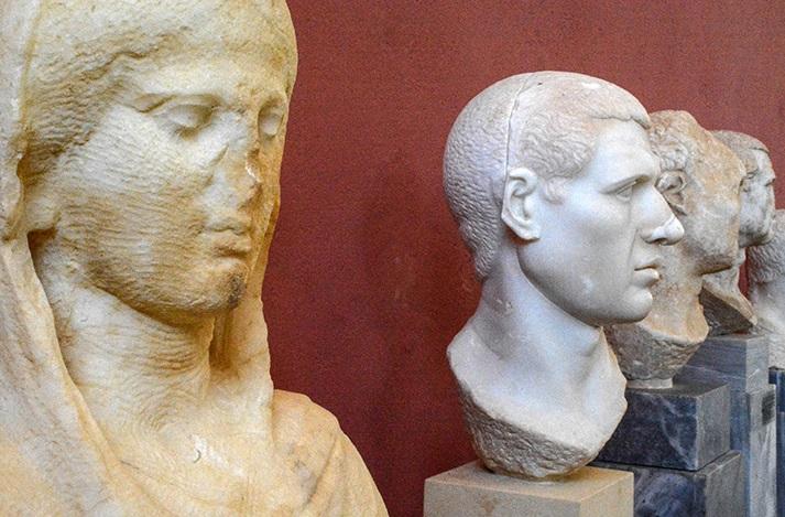 Museu Arqueológico de Delos em Mykonos