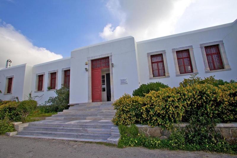 Museu Arqueológico em Mykonos