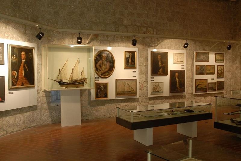 Museu Marítimo do Egeu em Mykonos