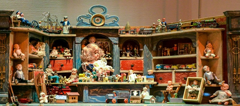 Museu do Brinquedo em Zurique