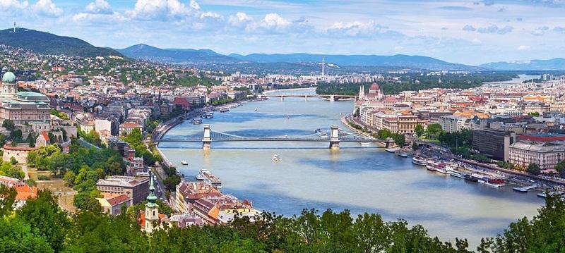 Roteiro de 4 dias em Budapeste