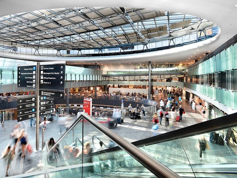 Shoppings em Zurique na Suíça
