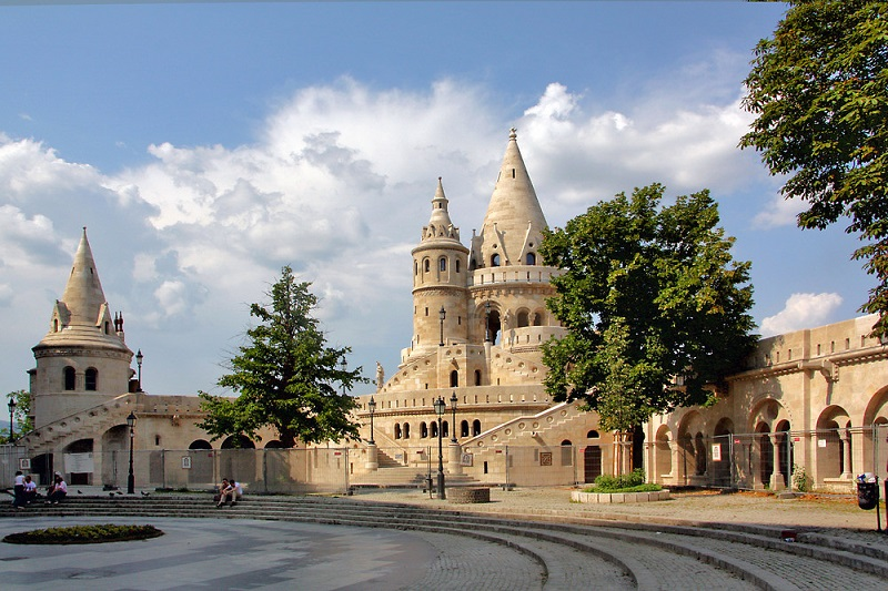 Visita ao Fisherman's Bastion