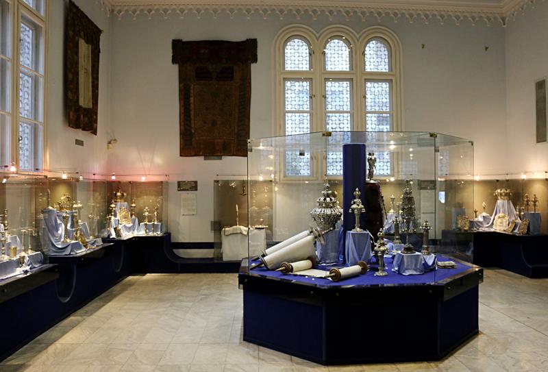Museu Judeu na Grande Sinagoga de Budapeste