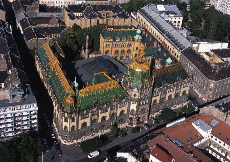 Museu de Artes Aplicadas | Hungria