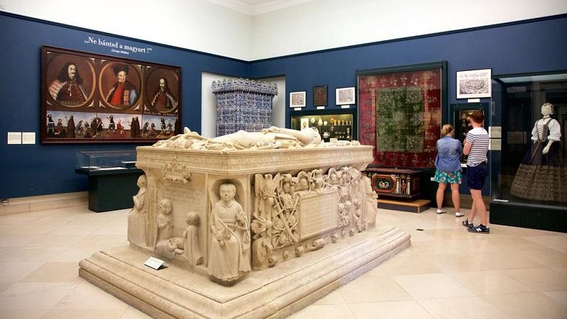 Exposição do Museu Nacional Húngaro