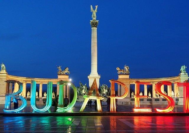 Praça dos Heróis | Hungria