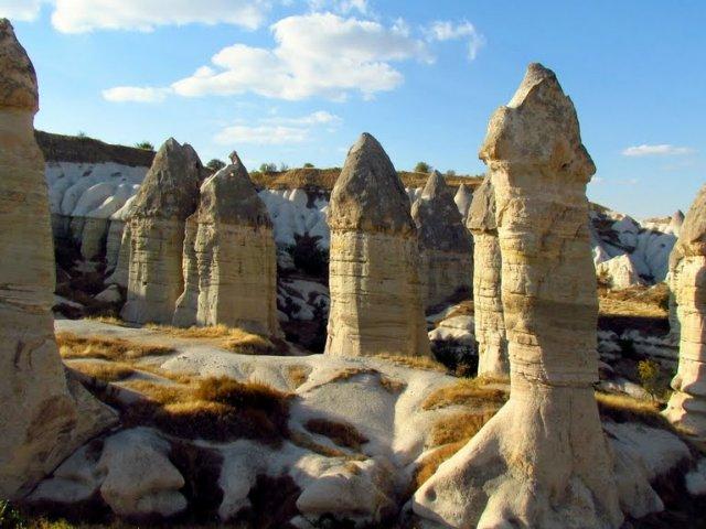 Vale do Amor na Capadócia | Turquia