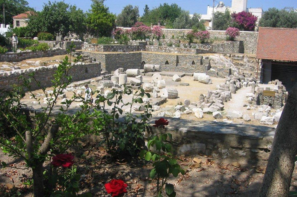 Mausoléu de Halicarnasso em Bodrum | Turquia