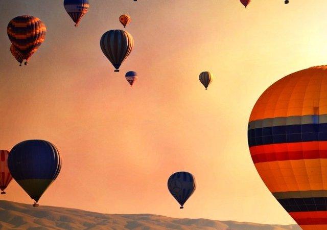 Passeio de balão na Capadócia | Turquia