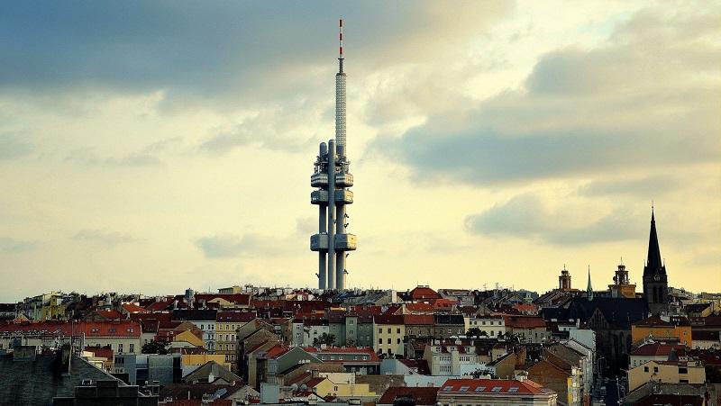 História da Torre Zizkov