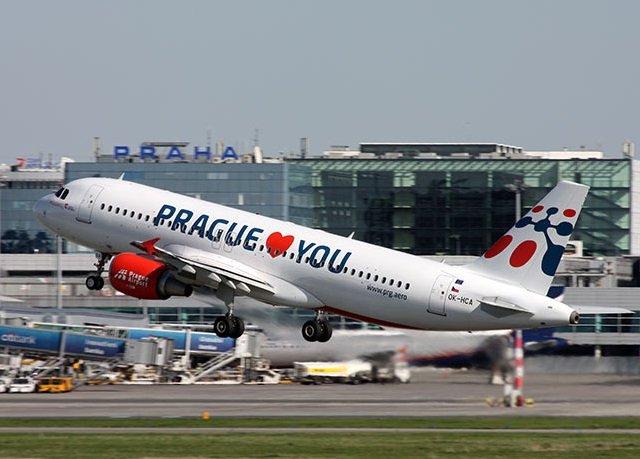 Tempo de avião até Praga | República Checa